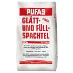 Пуфас Glätt+Füll Шпаклёвка для выравнивания и заполнения 20кг