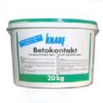 Грунтовка бетоноконтакт  KNAUF (кнауф)